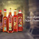 Các sản phẩm nước mắm Nam Ngư